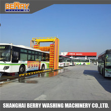 Automatic bus and truck washing machine, bus wash equipment, car wash machine