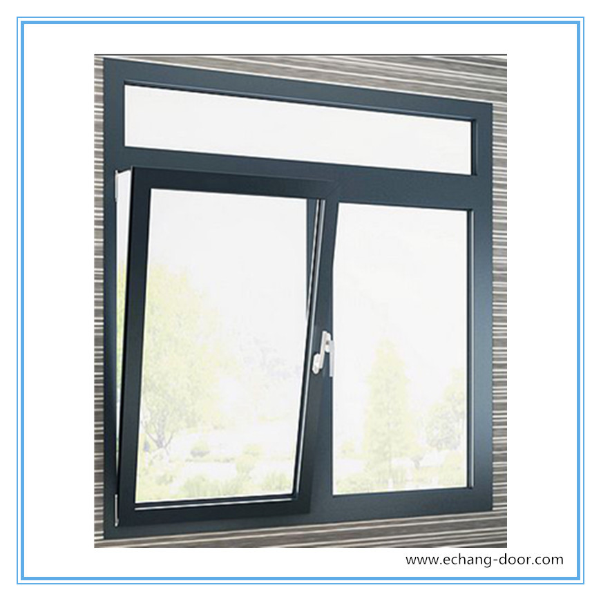 Double Glazing Product : Aluminum awning type double glazing window buy