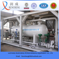 oil and gas separator / liquid pressure vessel
