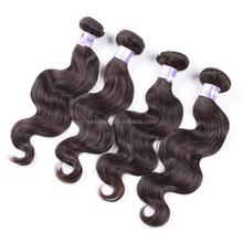 """Cheap & best 22"""" Mongolian human hair weft,body wave, remy virgin hair weaving"""