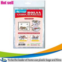 2015 new design ziploc freezer storage bags retailer of household