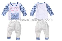 2014 ropa de bebé conjunto al por mayor