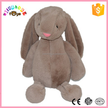 2015 plush rabbit toys for christmas gifts/ stuffed cartoon toy wholesale china