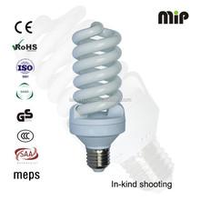 high quality full spiral 30W E27 6500K energy saving bulb factory