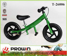 2015 12 inch china supplier best children balance bike for toddlers (PW-T12006)