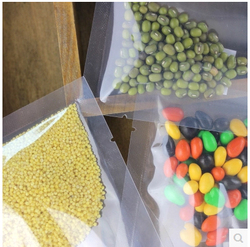 PE/nylon co-extrusion film bag package material for packing corn mung bean