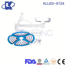 led shadowless theatre light 2015 best selling led ceiling operation lamp light led surgery or light CE