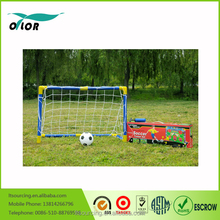 Mini colorful children gifts plastic Top quality soccer goals