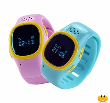 New arrival! Two-way call bluetooth anti-lost Real time tracking Kids GPS Watch/wrist watch gps tracking device for kids