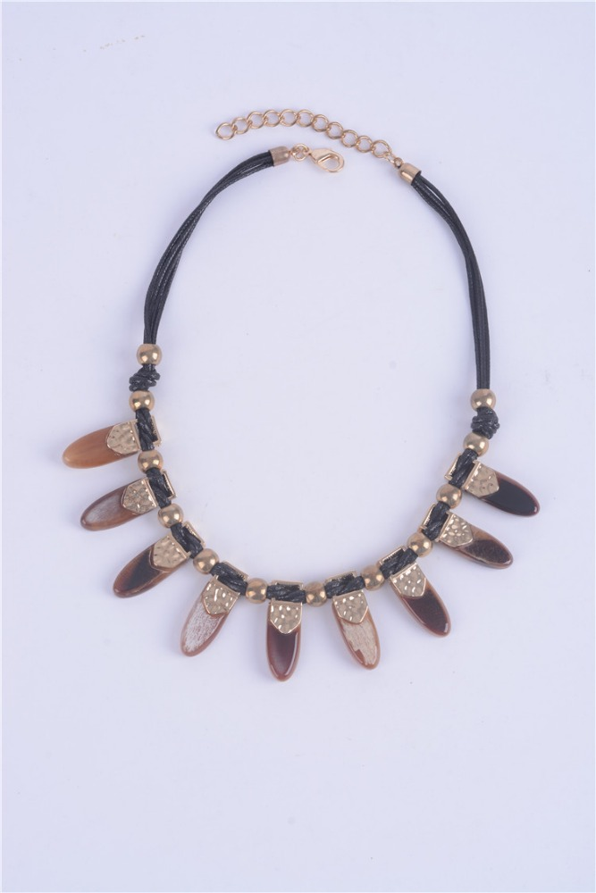 High end fashion jewelry necklace wholesale flower pendant for High end fashion jewelry