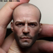 Custom 16 jason statham 12 action figure head sculpt expendables transporter
