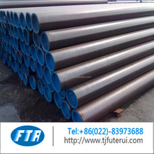 ASTM / DIN / API steel pipe with 5.8m or 6m Length