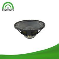 12 inch mid bass power pro audio speaker F1275
