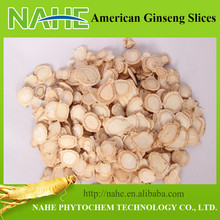 Herbal Medicine 2015 Prices American Ginseng Slice with Free Sample Worlwide