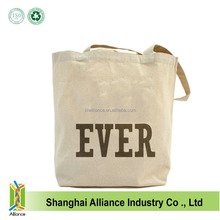 Customized Logo Print Shopping Cotton Cloth Bag With Cheap Price