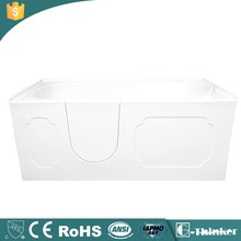 Wholesale handicapped walk in bathtub small sizes