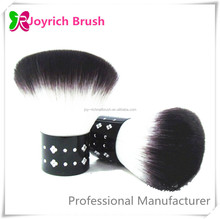 Black Metal Handle with popular diamond Design Nail Art Dusting Brush