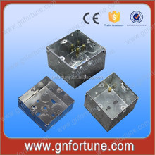 Hotsale Heavy Weight Iron Box for Electrical Wiring