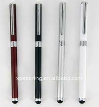 Stainless stell touch pen for iphone,ipad