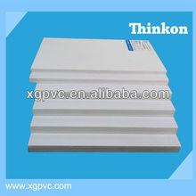 Hot pvc foam forex sheet