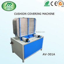 Cushion/Sofa covering machine AV-301A, operators to put cover on cushions more easier