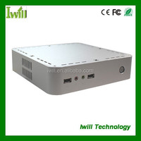 Home theater system S197-H47 mini pc case for HTPC