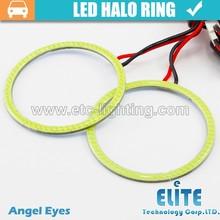 60mm LED halo ring angel eye kits circle light