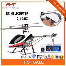 Wholesale big 4ch single blade rc helicopter toy with long fly time