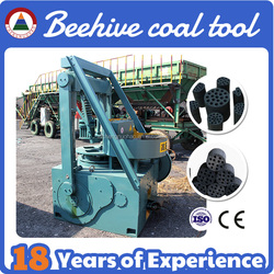beehive coal making machine, automatic, anthracite coal