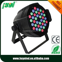 cheap factory directly offer professional disco dj LED PAR 64 LIGHT 36 3W