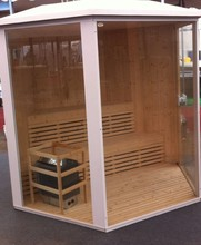 GUANGZHOU MONALISA PORTABLE OUTDOOR SAUNA ROOM