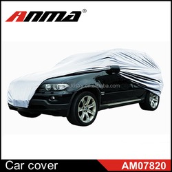 ANMA universal outdoor car cover , folding hail protection Nylon and Polyester car cover