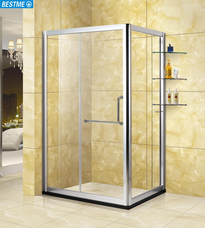 China Manufacture Mini Dubai Custom 2 Sided Shower Enclosure - Buy 2 ...