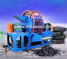 TIRE RECYCLING MACHINE,hard plastic shredders,waste managment ,used tire shredder for sale 2015