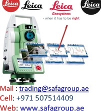LEICA TOTAL STATION SWISS FOR EXPORT TO AFGHANISTAN IRAN IRAQ PAKISTAN YEMEN SAUDI QATAR KUWAIT AFRICA