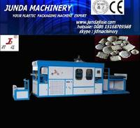 vacuum forming machine /disposable plastic thermoforming machine /egg tray