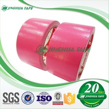 2014 hot sale hot melt adhesive tape custom printed cloth duct tape