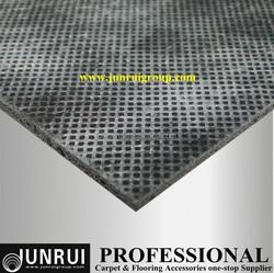 2015 hot sale rubber underlay for flooring