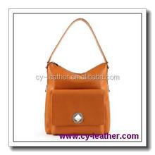 Leisure and elegant high quality female students PU handbags style handbag