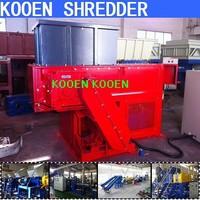 China new good quality green waste shredder machine