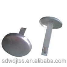 Stainless Steel Cap Guardrail Post Cap