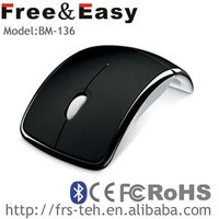 Bluetooth folding wireless design air mouse