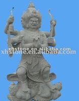 Chinese Stone carved buddha status