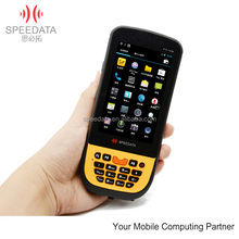 8GB ROM,1GB RAM ,4.5inch Multi-point touch screen SPEEDATA KT45 Mobile handheld Android 4.4.2 data collector terminal