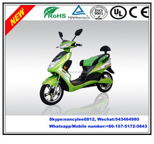 Chinese wholesale16 inch 350W/500W/ 2 wheels electric motorcycle/electric scooter /E-bike made in China,CE approval