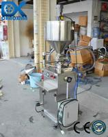 Guangzhou CX semi-automaic condensed milk filling equipment