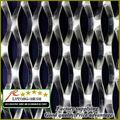libre de la muestra anping 2014 nuevo diseño de aluminio ampliado de malla de metal para la decoración