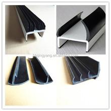 container door pvc epdm rubber seals strip;container door seal gasket
