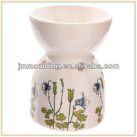 white modern ceramic oil burner