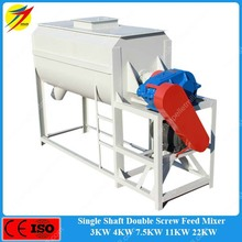 High efficiency animal feed grinding and mixing machine for sale
